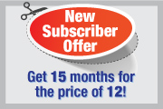 New Subscriber Offer!